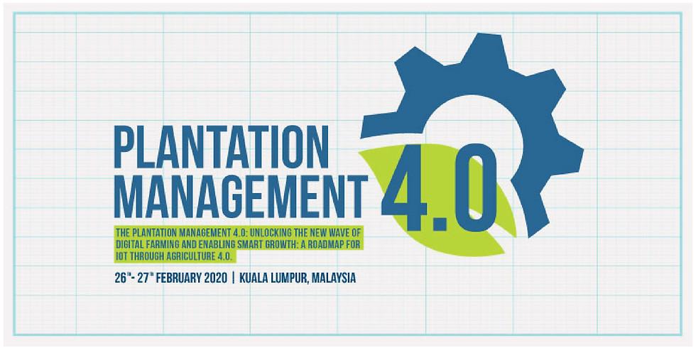 Plantation Management 4.0