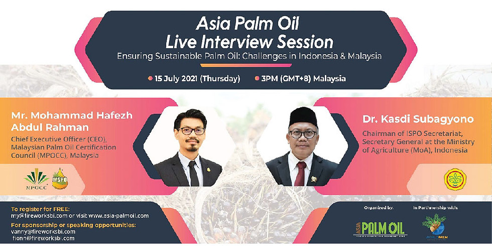 Ensuring Palm Oil Sustainability: Challenges in Indonesia and Malaysia