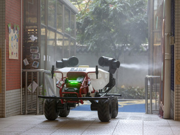 COVID-19 Pandemic Prompts More Robot Usage Worldwide