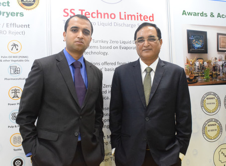 An Interview with Mr. Shripad Khatav, Managing Director of SS Techno Limited