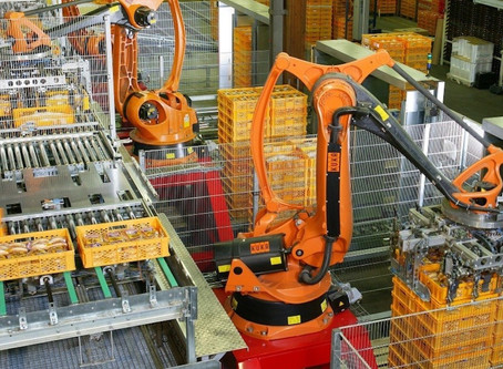 Shanghai's Three-Year Plan to Push Automation