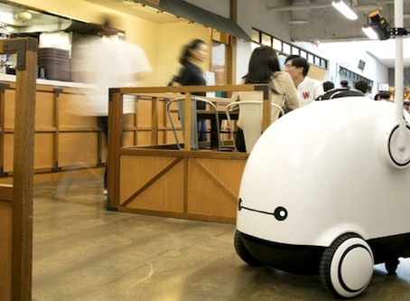 Service Robots Prove Popular at Height of Pandemic