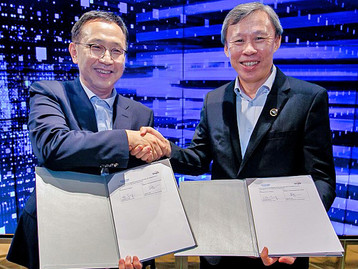 Hyundai/Singtel Advance Smart Mobility and Industry 4.0