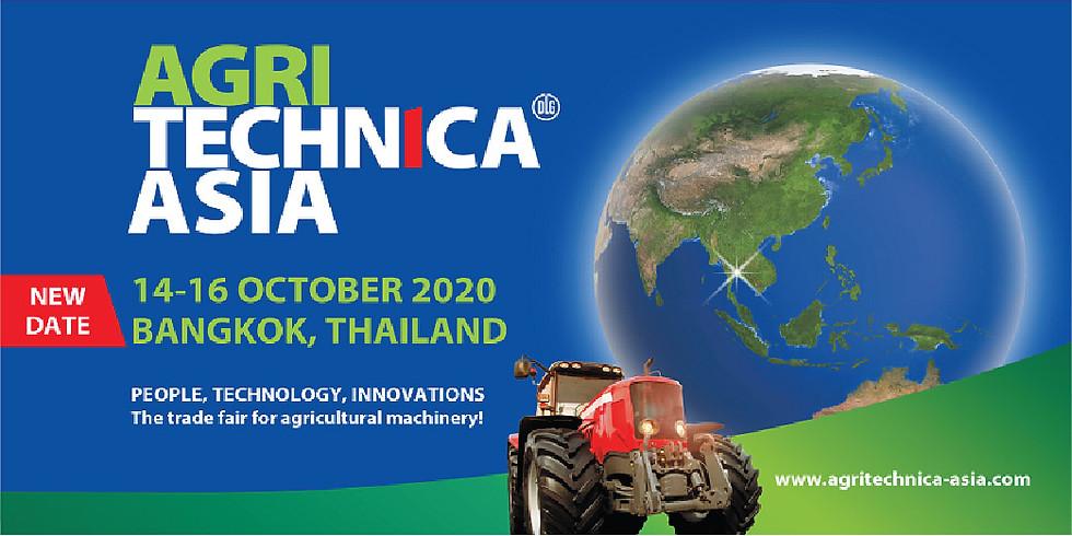 AGRITECHNICA ASIA 2020