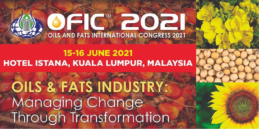 Oils & Fats International Congress 2021
