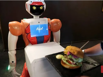 Robots at Reception: South African Hotel Turns to Machines to Beat Pandemic