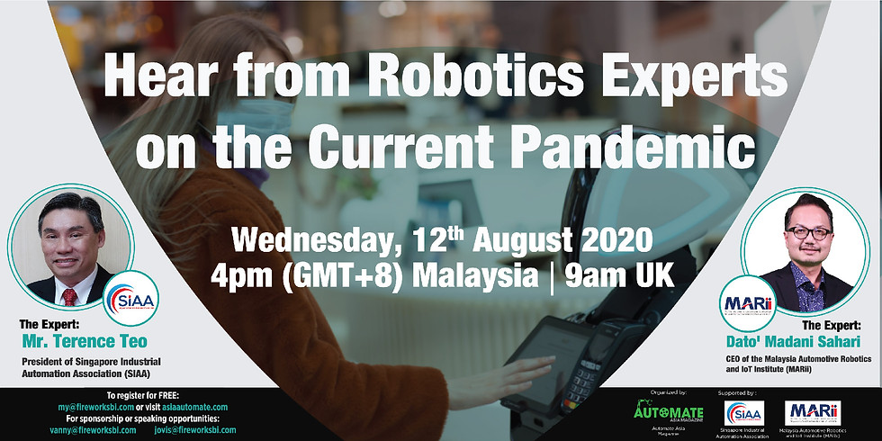 Hear From Robotics Experts on the Current Pandemic