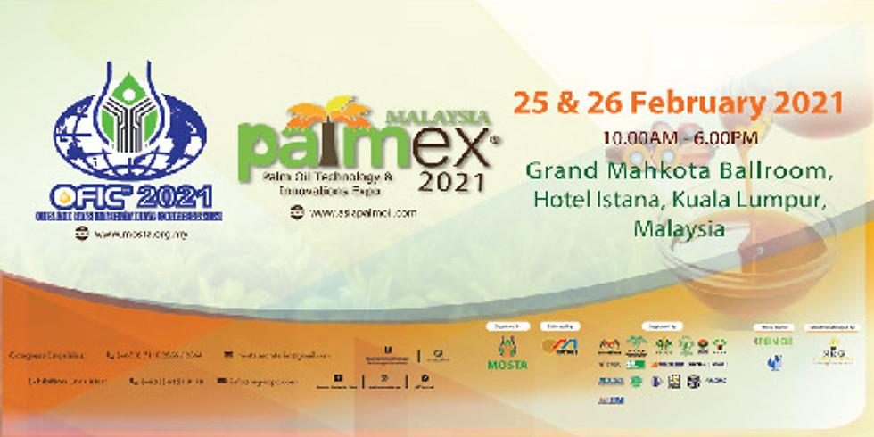 OFIC 2021 & PALMEX Malaysia 2021