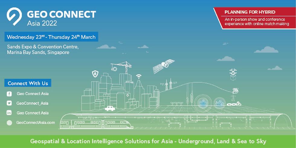 Geo Connect Asia 2022