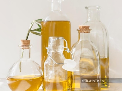 Eat Well: Flavourful Vegetable Oils