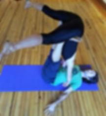 Sylvie Desautels Partners' Yoga