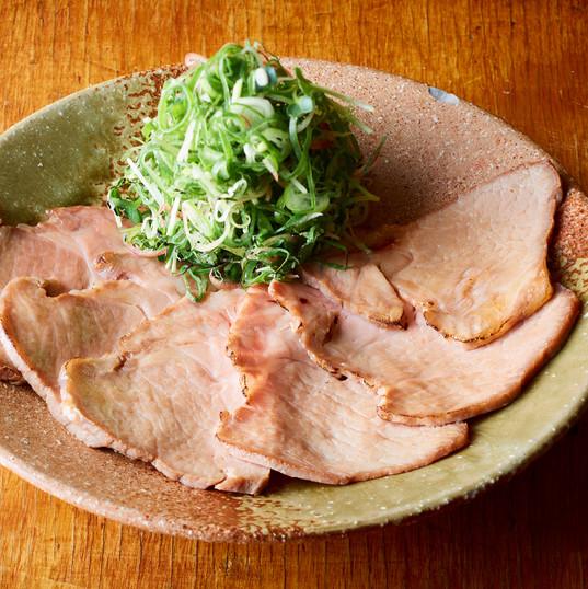 米沢豚の炙り 香味だれ