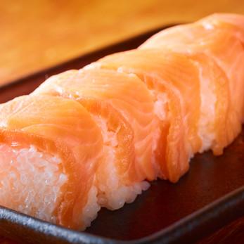 桜鱒の棒寿司