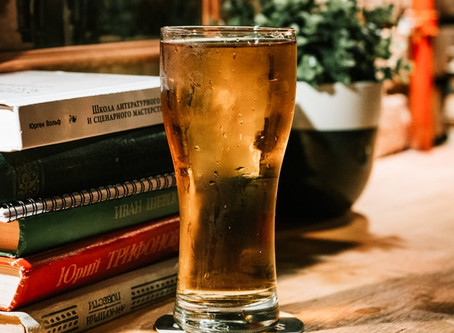 Beer & Books: A Love Story