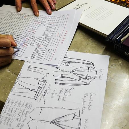 TPR 3 Piece Suit - Prologue