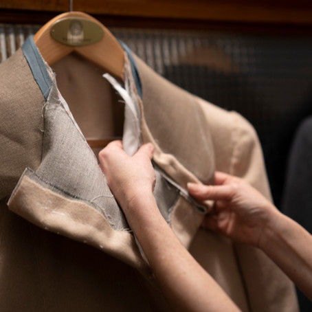 How sustainable is bespoke tailoring?