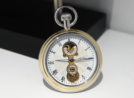 Guide to Pocket Watches: Pt I