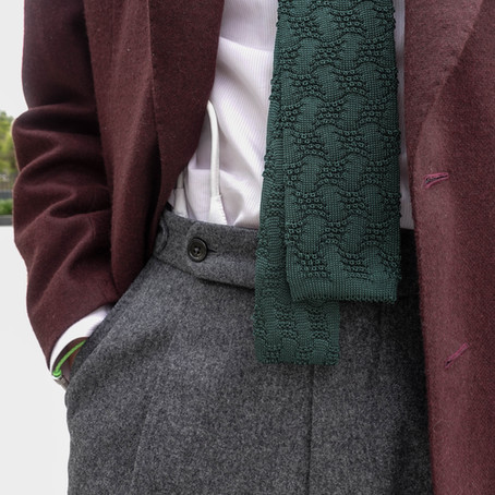 Getting the right tie length - Revised