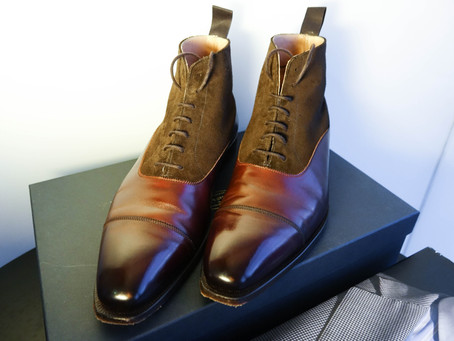 Guide to Balmoral Boots