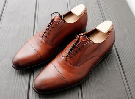 Wardrobe Essentials - Brown Oxfords