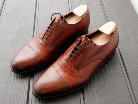 Wardrobe Essentials - Brown Oxfords