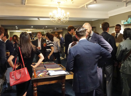 Permanent Style Pop-Up Shop Opening Party
