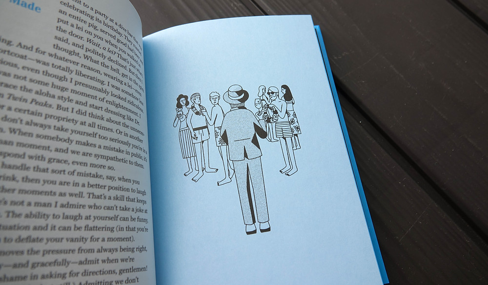 Illustrations featured in Men and Manners