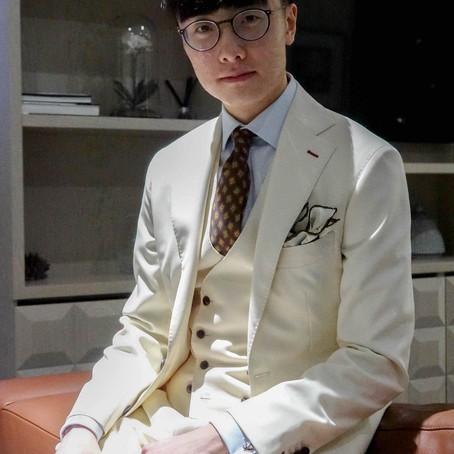 Suit Supply MTM Suit: Reflections