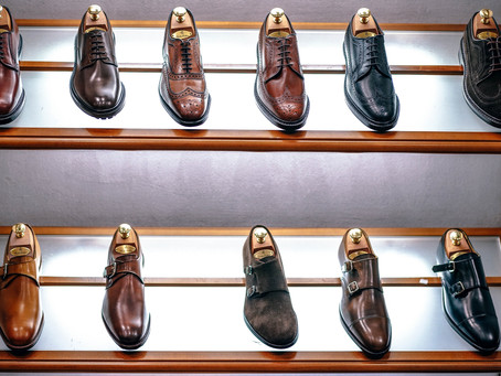 5 Tips on Dress Shoes:  Do's and Don'ts