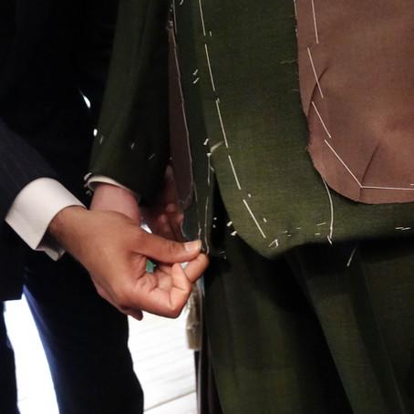 W&S Summer Safari Suit: Fittings