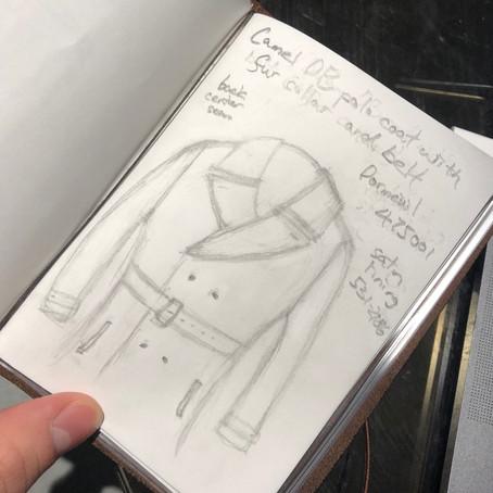 Polo Coat Design Project: Prologue