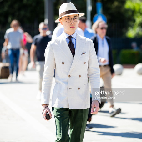Pitti Uomo 96: Outfits Review