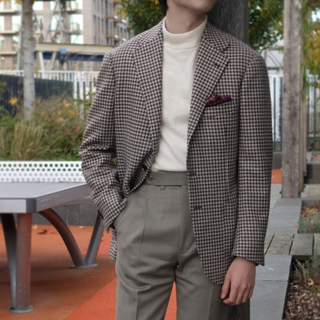 Three staple items for a smart-casual fall/ winter wardrobe
