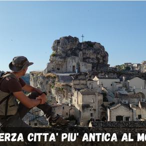 Matera, la terza città più antica al Mondo