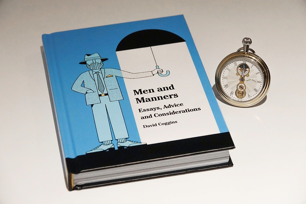 Men and Manners Book Cover