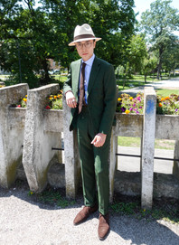 The summer safari suit