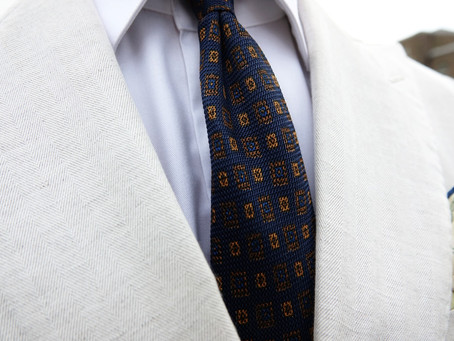 Review - F. Marino Tie By J.Girdwood