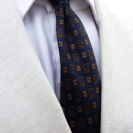 Review - F. Marino Tie By J.Girdwood