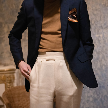 Whitcomb & Shaftesbury  Trousers: Review