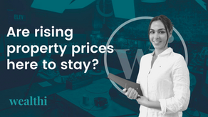 Are rising real estate prices here to stay?