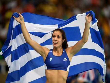 Greece 1. Modern Day Olympic Challenges
