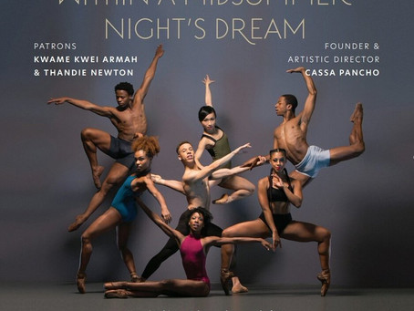 Ballet Black at the Barbican