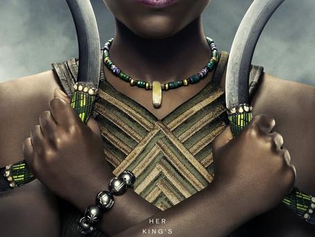 Lupita Nyong'o talks Black Panther