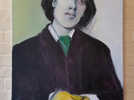 Oscar Wilde - In Profile