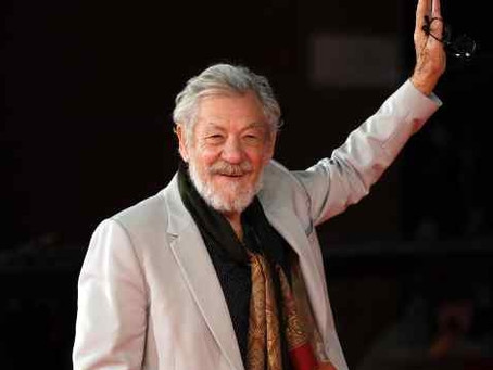 Sir Ian McKellen - on stage and screen