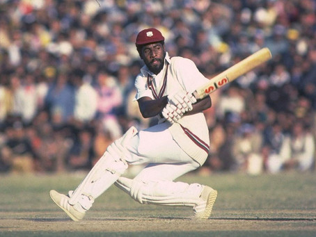 West Indies: Heroes and a time for Hope