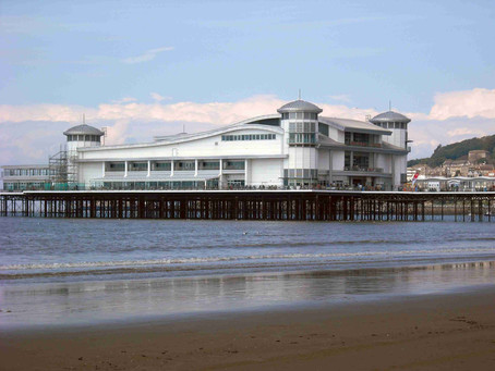 Weston-super-Mare: My Roots in the Sand