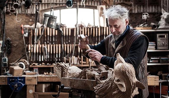 Bruno De Smedt houtbewerker