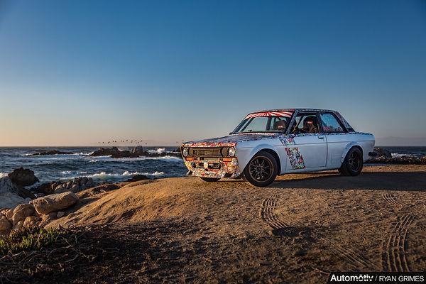 197 Datsun 510