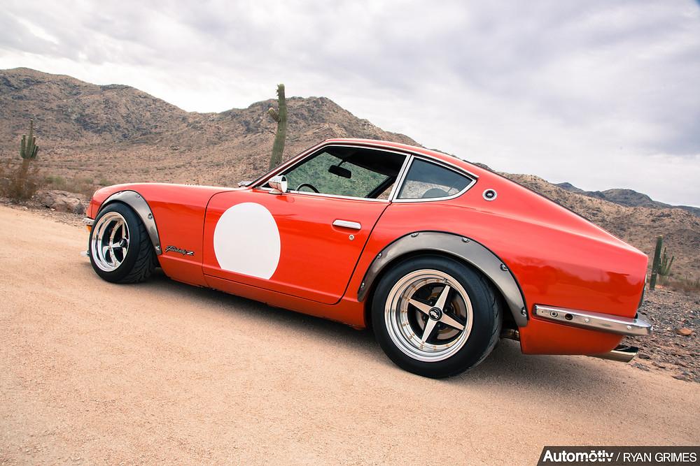 Gerald McClellan-1974 260 Fairlady Z-Phoenix, AZ-11